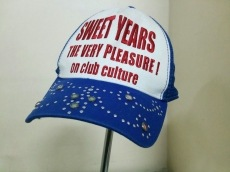 SWEET YEARS(スウィート イヤーズ)の帽子