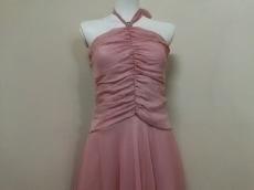 エメ ドレス 9AR レディース 美品 ピンク aimer