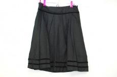ヴィヴィアンタム スカート 0 レディース 美品 黒 プリーツ