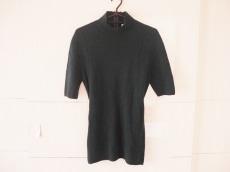 セリーヌ 半袖セーター 40 レディース グリーン CELINE