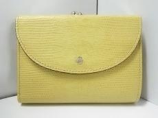 mila schon(ミラショーン)の3つ折り財布
