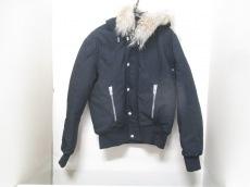 サンローランパリ ブルゾン 44 メンズ 美品 黒 冬物/2013