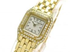 カルティエ 腕時計 ミニパンテール - レディース ゴールド