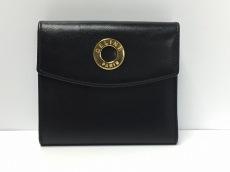 CELINE(セリーヌ)/Wホック財布