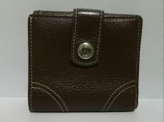 LONGCHAMP(ロンシャン)/Wホック財布