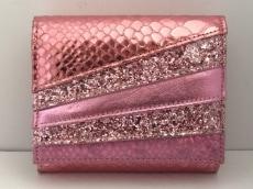 ASH&DIAMONDS(アッシュ&ダイヤモンド)のWホック財布