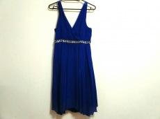 グレースクラス ドレス 36 レディース ブルー Grace Class