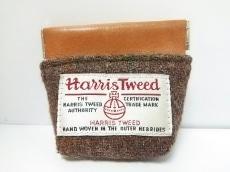 Harris Tweed(ハリスツイード)のコインケース