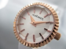 NEW YORKER(ニューヨーカー)の腕時計