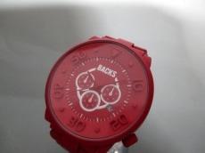 BACKS(バックス)の腕時計