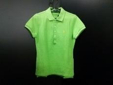 ポロラルフローレン 半袖ポロシャツ M レディース新品同様