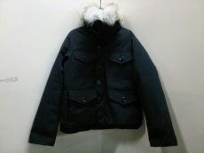 カナダグース ダウンジャケット M メンズ 美品 ハミルトン 黒