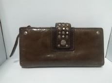 DIESEL BlackGold(ディーゼルブラックゴールド)の長財布