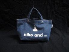 niko and...(ニコアンド)のハンドバッグ