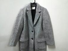 ビューティアンドユース ユナイテッドアローズ コート S 白×黒