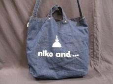 niko and...(ニコアンド)のショルダーバッグ