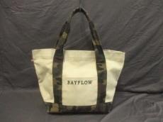 BAYFLOW(ベイフロー)/トートバッグ