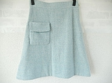 マディソンブルー スカート 2 レディース 美品 ライトブルー