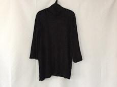 バレンシアガ 長袖セーター 38 レディース 美品 黒 BALENCIAGA