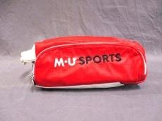 M・U・ SPORTS(ミエコウエサコ)のその他バッグ