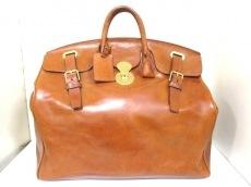 RalphLauren collection PURPLE LABEL(ラルフローレンコレクション パープルレーベル)のボストンバッグ