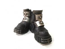 NEW ROCK(ニューロック)のブーツ