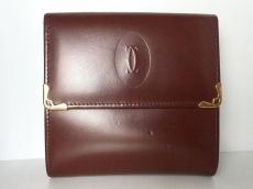 Cartier(カルティエ)/Wホック財布