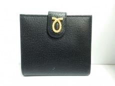 LAUNER(ロウナー)のWホック財布