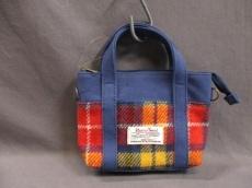 Harris Tweed(ハリスツイード)のハンドバッグ