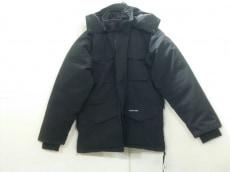 カナダグース ダウンジャケット M/M メンズ 4071MR 黒 冬物