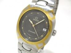 OMEGA(オメガ) 腕時計 シーマスターポラリス メンズ 黒