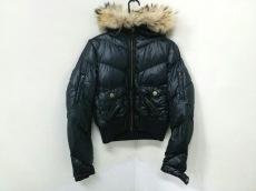 BLACK by moussy(ブラックバイマウジー)のダウンジャケット