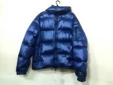 タトラス ダウンジャケット メンズ MTA5SH4330 ブルー 冬物