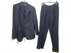 タケオキクチ シングルスーツ 3 メンズ 黒 TAKEOKIKUCHI