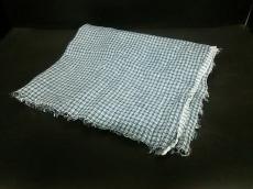 fog linen work(フォグリネンワーク)のマフラー