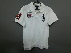 ポロラルフローレン 半袖ポロシャツ L メンズ美品  ビッグポニー