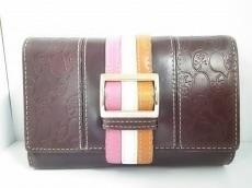Castelbajac(カステルバジャック)/3つ折り財布