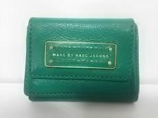 MARC BY MARC JACOBS(マークバイマークジェイコブス)の3つ折り財布