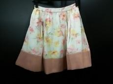 チェスティ スカート 0 レディース 美品 花柄 Chesty