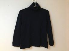 ギャルリーヴィー 七分袖セーター レディース 美品 ネイビー