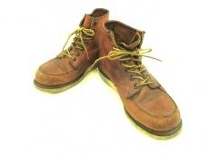 Red Wing(レッドウイング)のブーツ