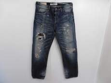 FUNDAMENTAL AGREEMENT LUXURY(ファンダメンタルアグリーメントラグジュアリ)のジーンズ