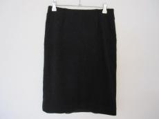 ドゥーズィエム スカート 38 レディース 黒 DEUXIEME CLASSE