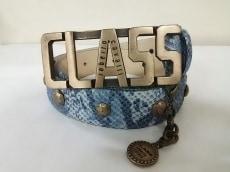 CLASS roberto cavalli(クラスロベルトカヴァリ)のベルト