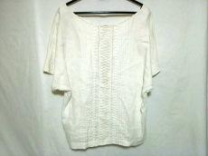 アドーア 半袖カットソー 38 レディース 白 刺繍 ADORE