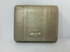 mila schon(ミラショーン)の2つ折り財布