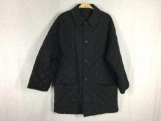 エルメス コート サイズ46【XL】 レディース 黒 HERMES