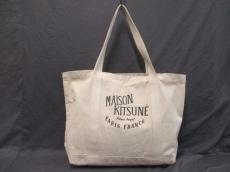 MAISON KITSUNE(メゾンキツネ)/トートバッグ