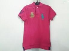 ポロラルフローレン 半袖ポロシャツ XS 165/88A メンズ美品
