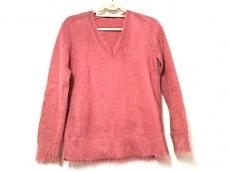 ルイヴィトン 長袖セーター XS レディース 美品 ピンク